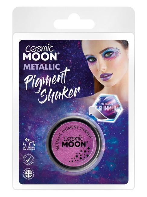 Cosmic Moon Metallic Pigment Shaker, Purple.