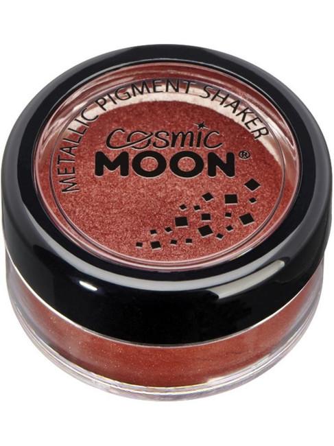 Cosmic Moon Metallic Pigment Shaker, Red.
