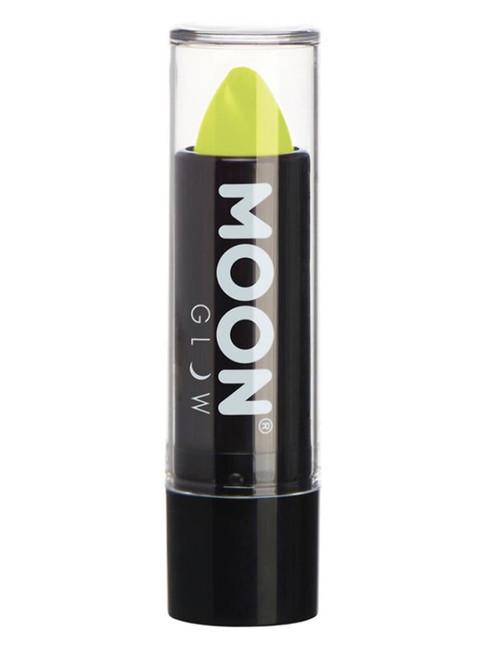 Moon Glow Pastel Neon UV Lipstick, Yellow.