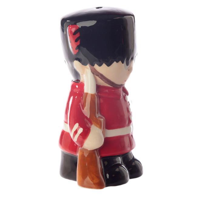 Ceramic Guardsman & Beefeater Salt & Pepper Set