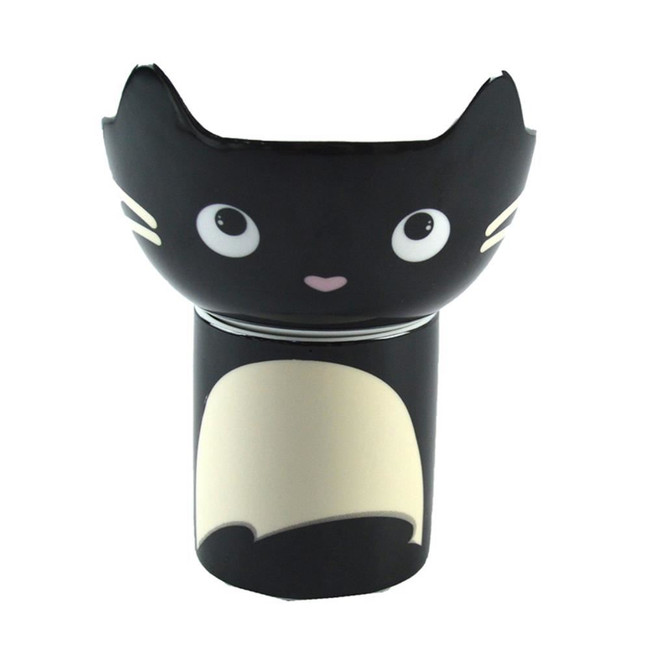 Children's Feline Fine Cat Porcelain Mug and Bowl Set