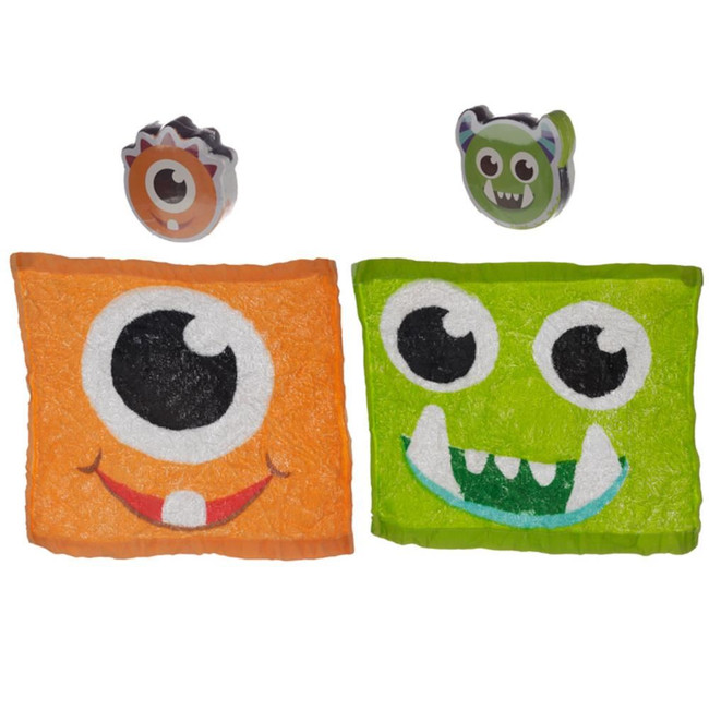Monstarz Monster Compressed Travel Towel