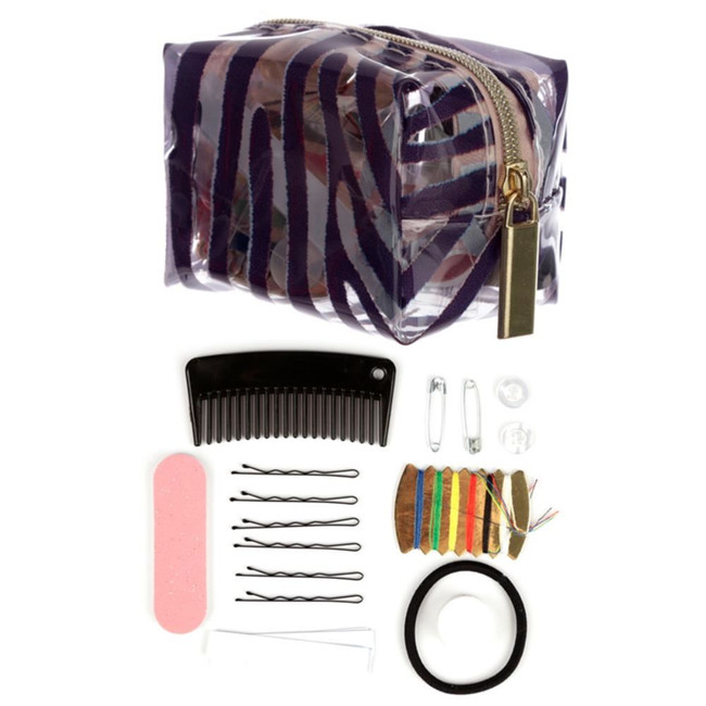 Wild Life Animal Print Emergency Travel Kit