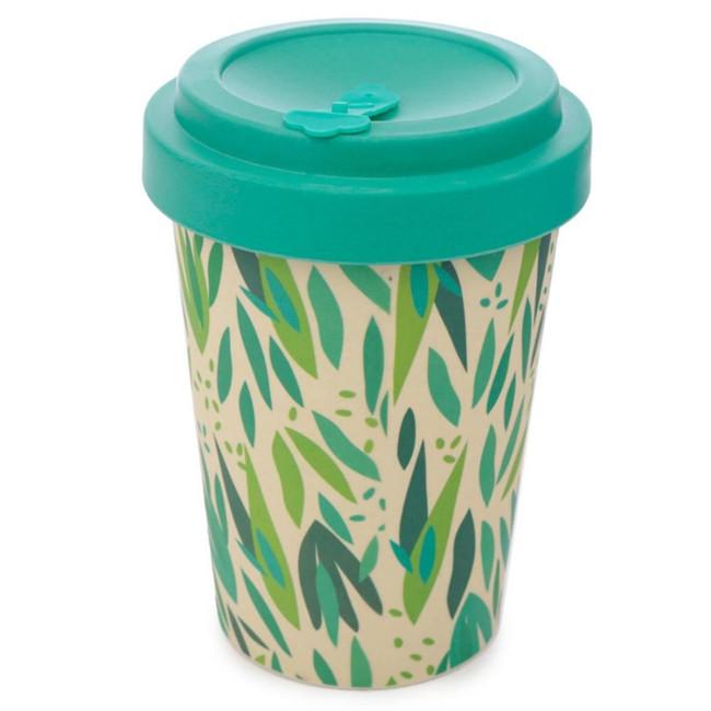 Willow Reusable Screw Top Bamboo Composite Travel Mug