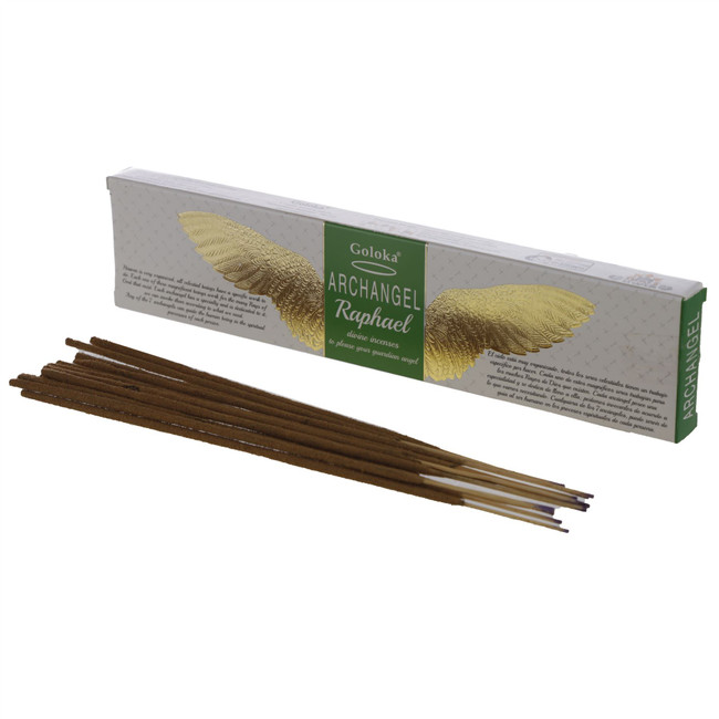 Goloka Archangel Incense Sticks - Raphael