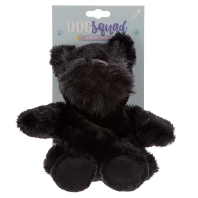 Dog Squad Scottie Dog Microwavable Snuggables Plush Wheat Heat Pack
