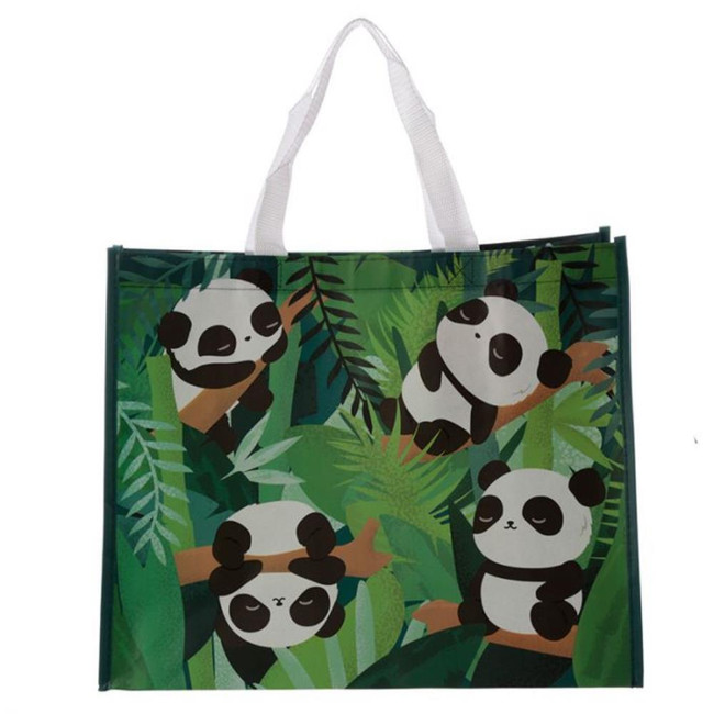 Pandarama Shopping Bag