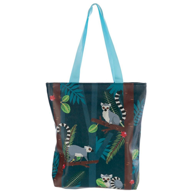 Spirit of the Night Lemur Tote Shopping Bag