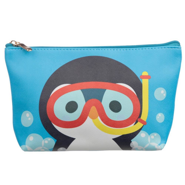 Cutiemals Medium PVC Wash Bag