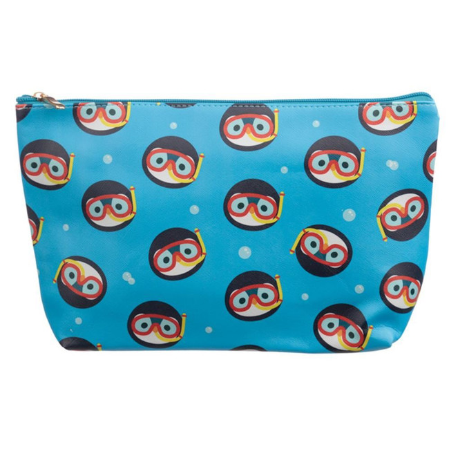 Cutiemals Large PVC Wash Bag