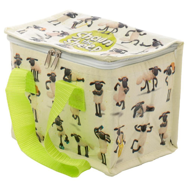 Woven Cool Bag Lunch Box - Shaun The Sheep