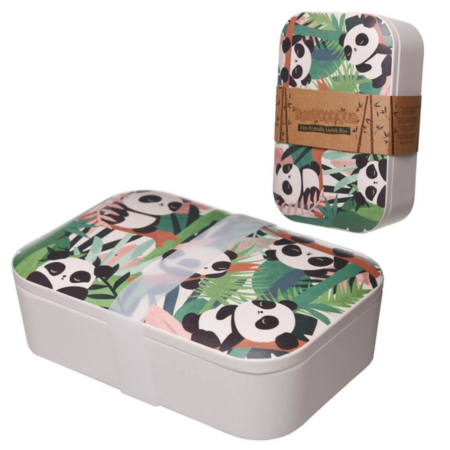 Bamboo Composite Pandarama Reusable Lunch Box