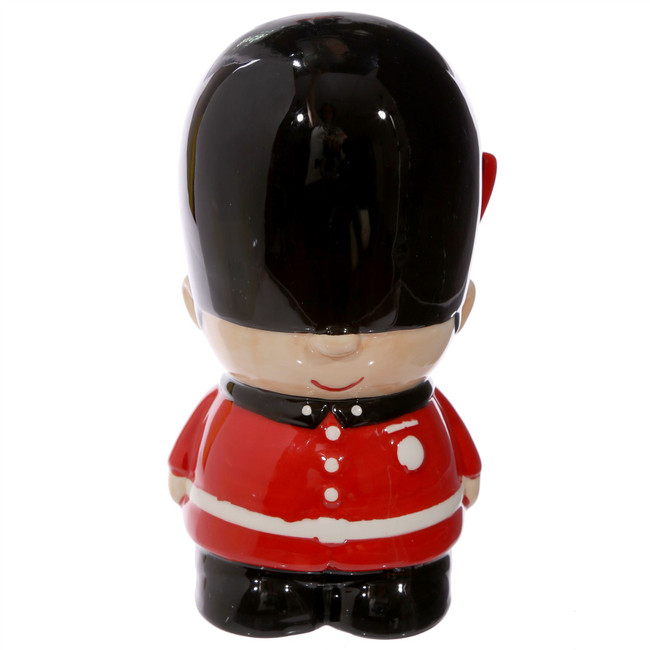 Guardsman Ceramic Money Box