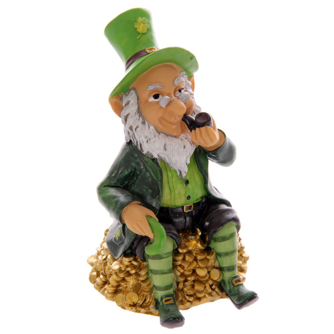 Lucky Leprechaun Money Box
