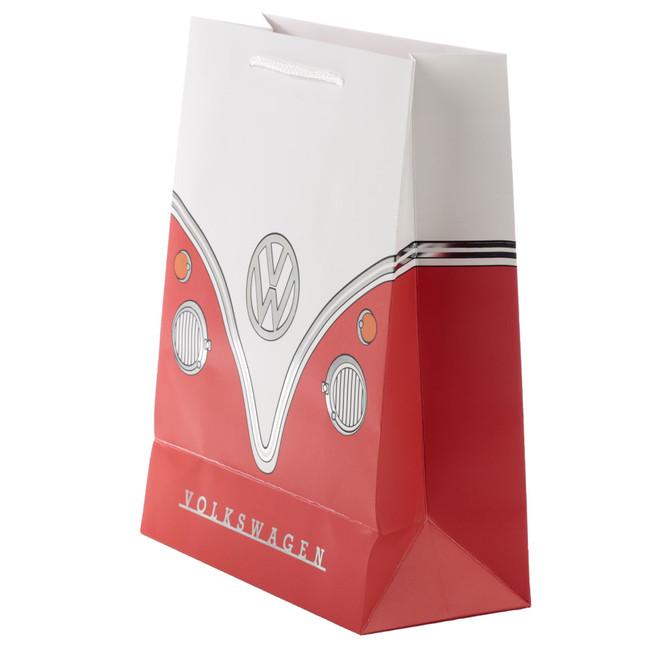 Volkswagen VW T1 Camper Bus Gift Bag - Large