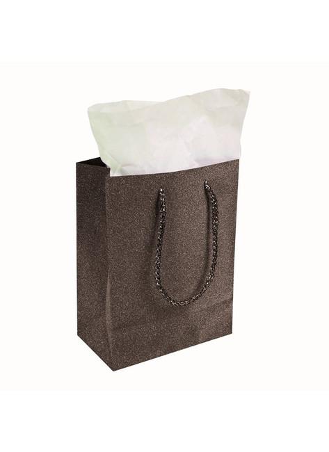 Diamond Gift Bag Black (22x17x10cm)