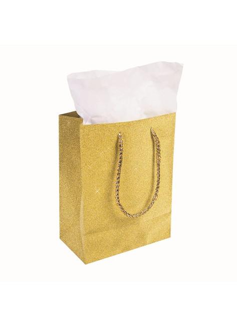 Diamond Gift Bag Gold (22x17x10cm)