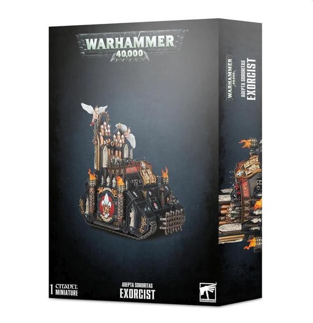Adepta Sororitas: Exorcist, Warhammer 40,000