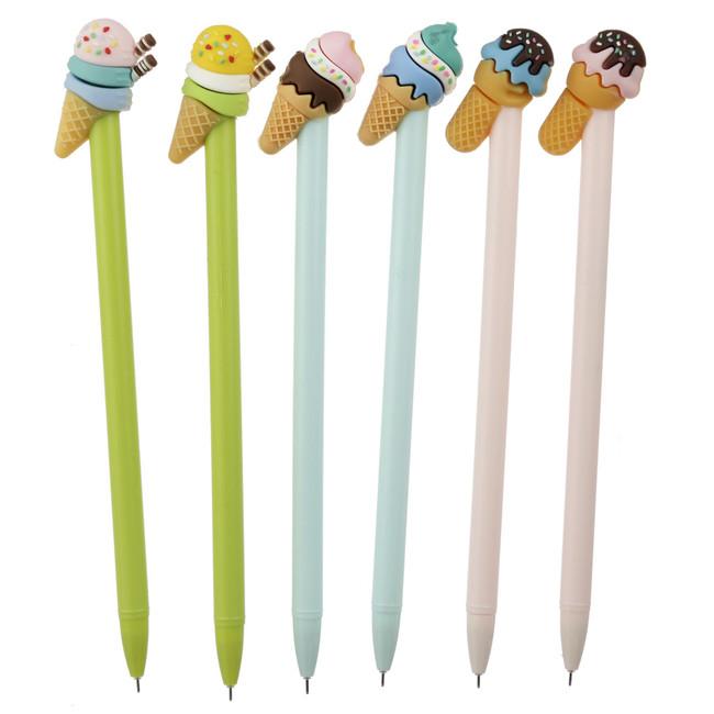 Scented Ice Cream Fine Tip Pen