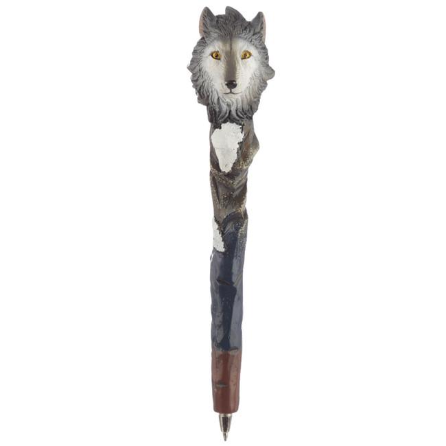 Novelty Wolf Pen