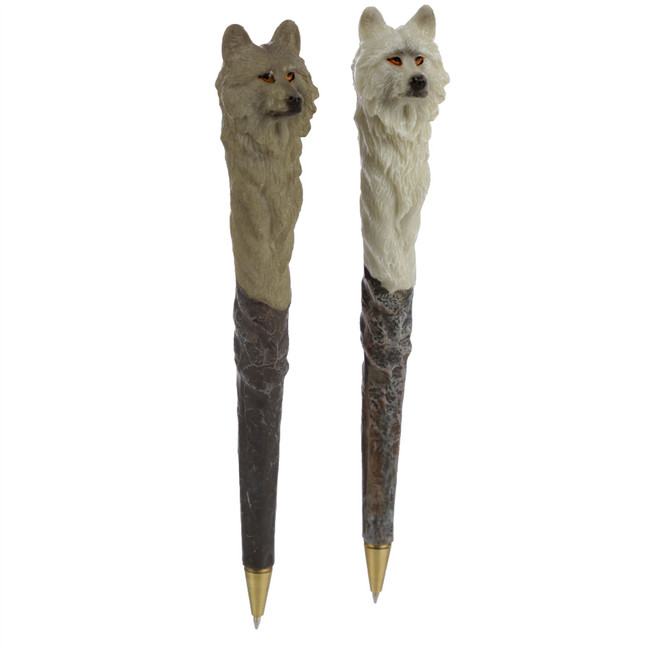 Protector of the North Night Protector Novelty Wolf Pen