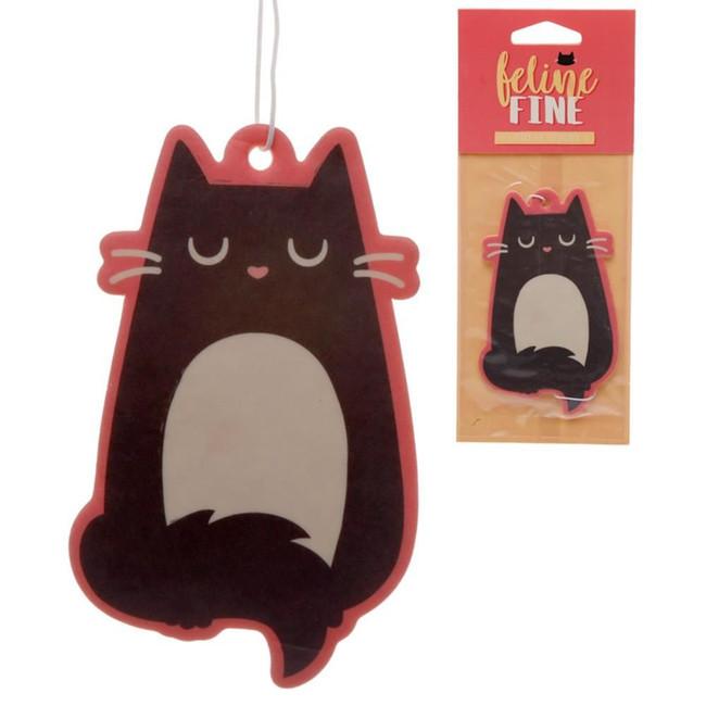 Cherry Feline Fine Cat Air Freshener