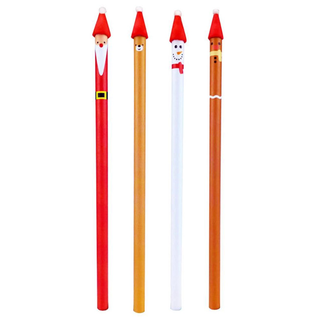 Christmas Characters Pencil