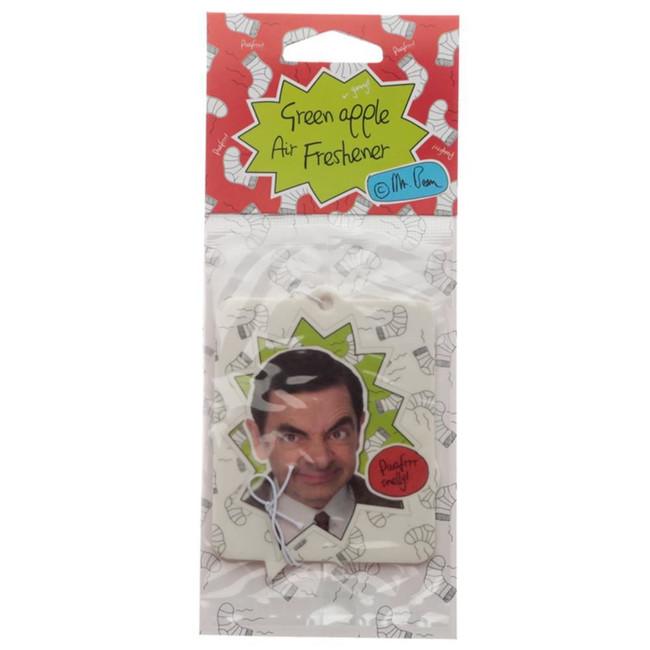Green Apple Pwafrrr Smelly Mr Bean Air Freshener