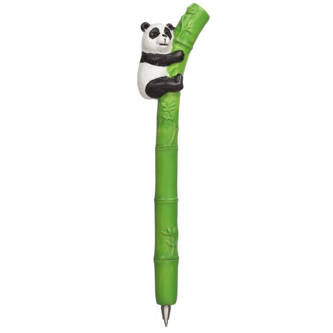 Panda and Bamboo Pen