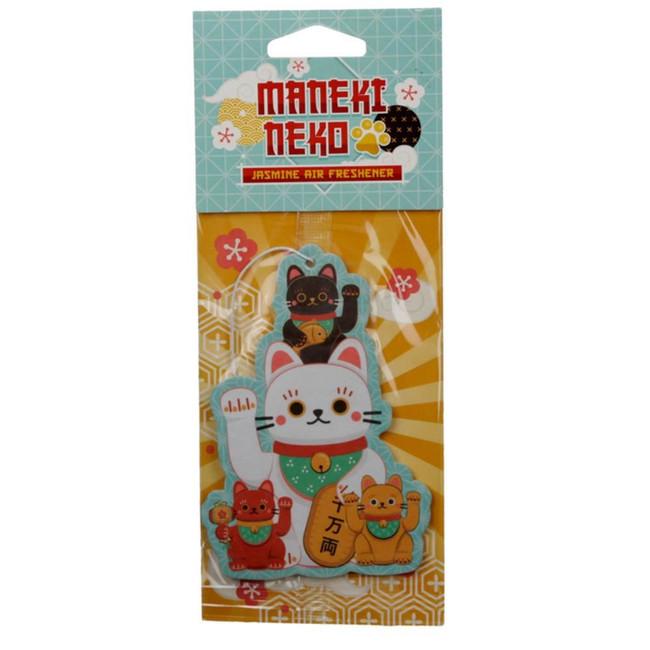 Jasmine Maneki Neko Lucky Cat Air Freshener