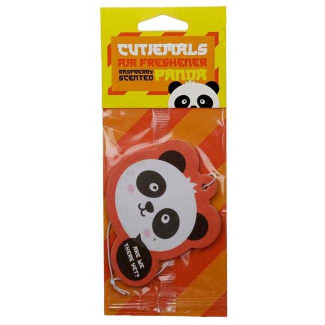 Raspberry Cutiemals Panda Air freshener