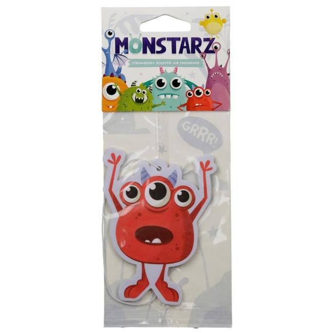 Bubble Gum Red Monstarz Monster Air freshener