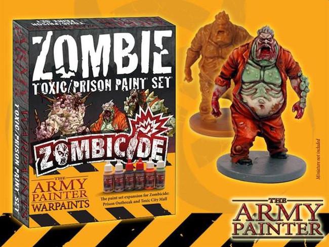 The Army Painter - Zombie Toxic/Prison Paint Set