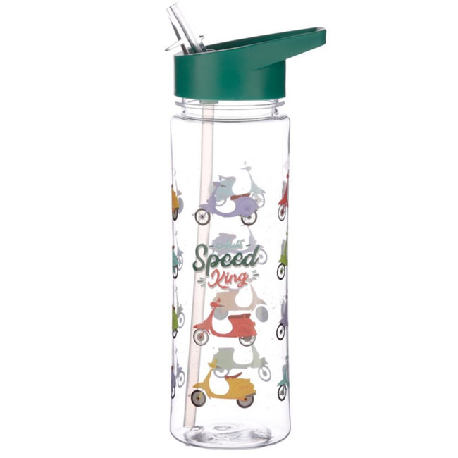Reusable 550ml Plastic Water Bottle - Speed King Scooter
