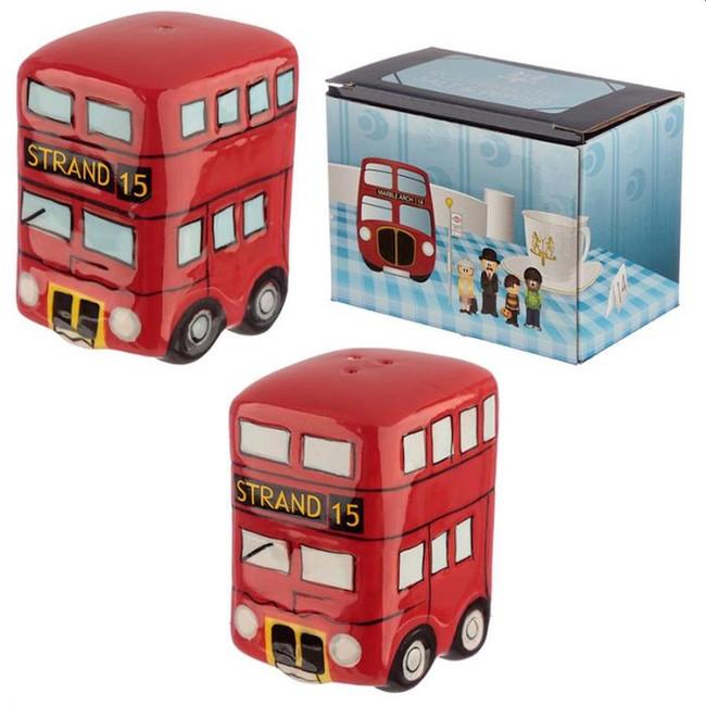 Routemaster Bus Salt and Pepper Set