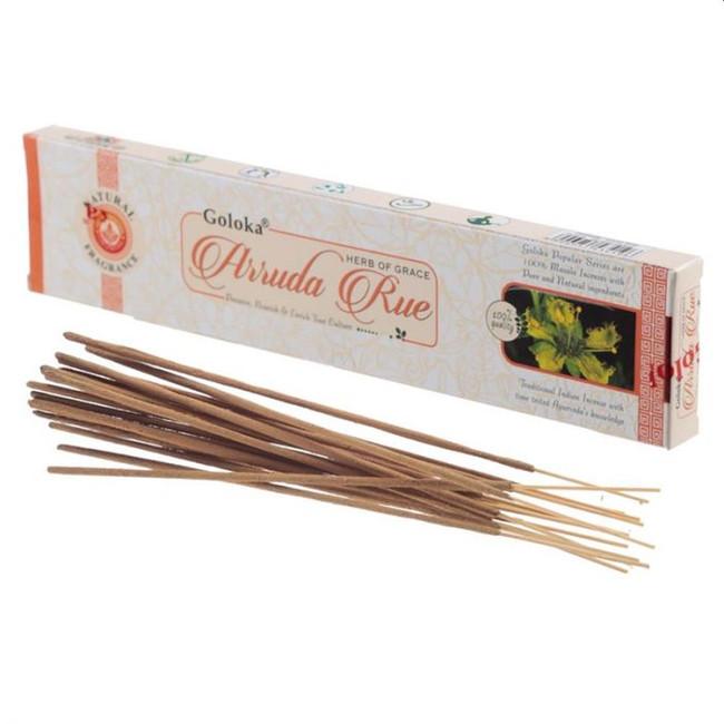 Goloka Arruda Rue Incense Sticks