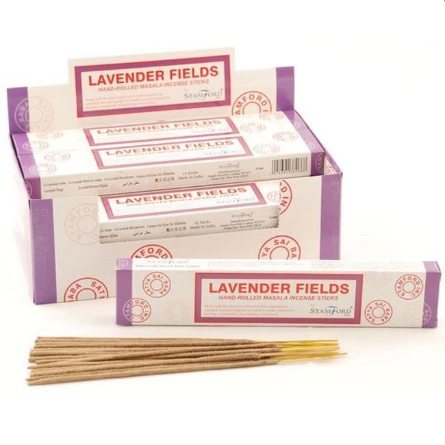 37266 Stamford Masala Incense Sticks - Lavender Field