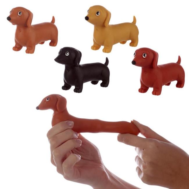 Stretchable Dachshund Dog