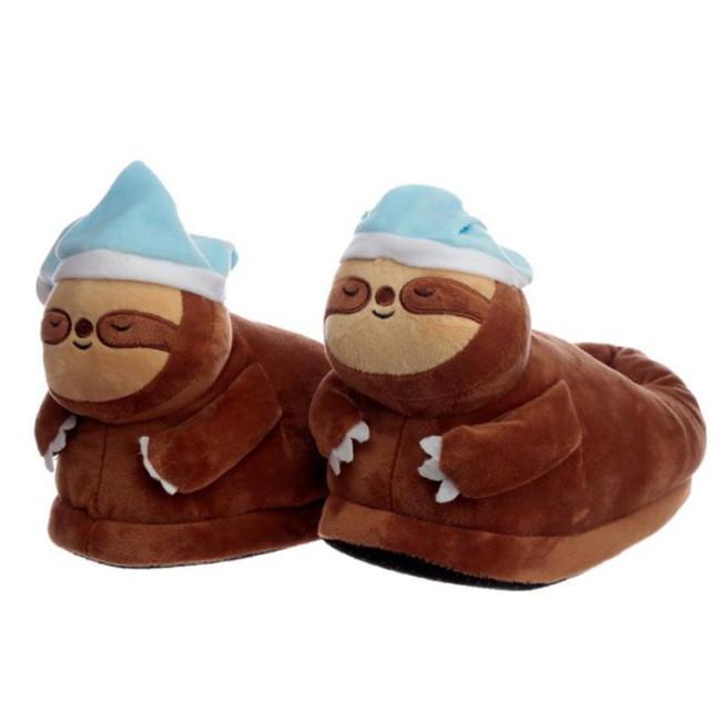 Sleepy Sloth Slippers (One Size)