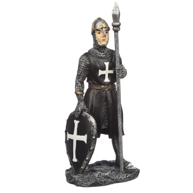 Dark Knight with Sword Figurine Small