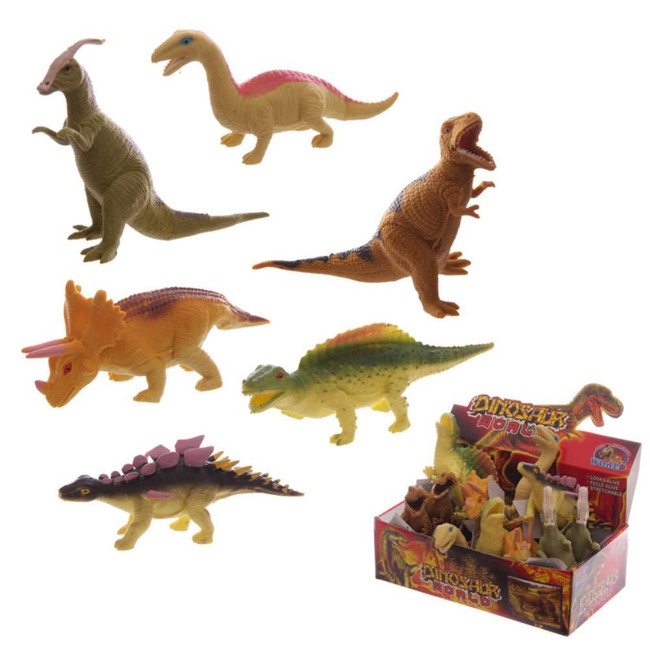Squeezy Dinosaur Toy