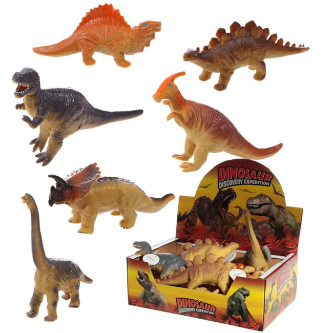 Squeezable Dinosaur Toy