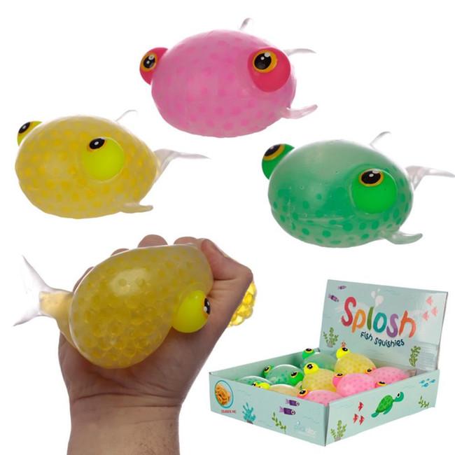 Splosh Squeezy Bead Fish