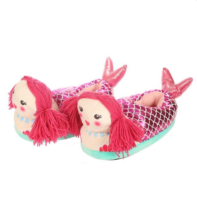 Mermaid Slippers (Unisex One Size)
