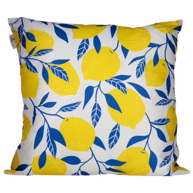 Amalfi Lemon Cushion