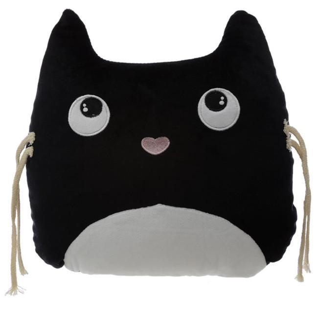 Feline Fine Cat Plush Cushion