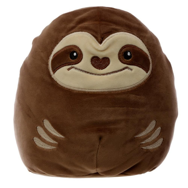 Sloth Cuddlies Plush Cushion