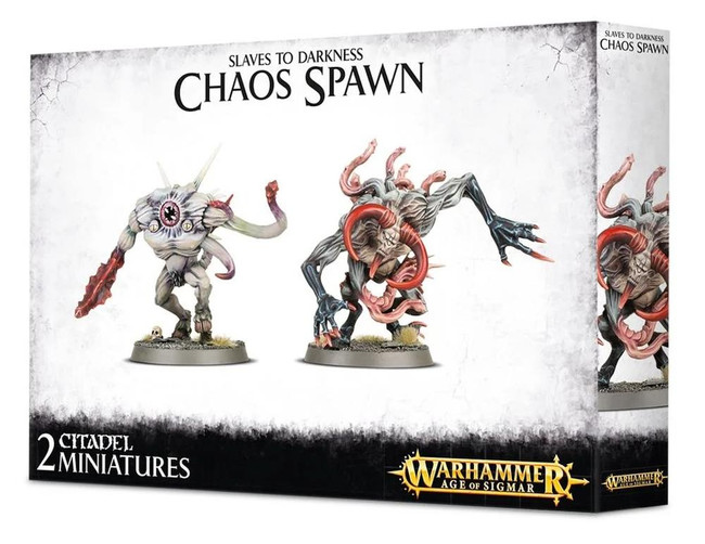Chaos Spawn, Warhammer 40,000, 40k, Games Workshop, Age of Sigmar