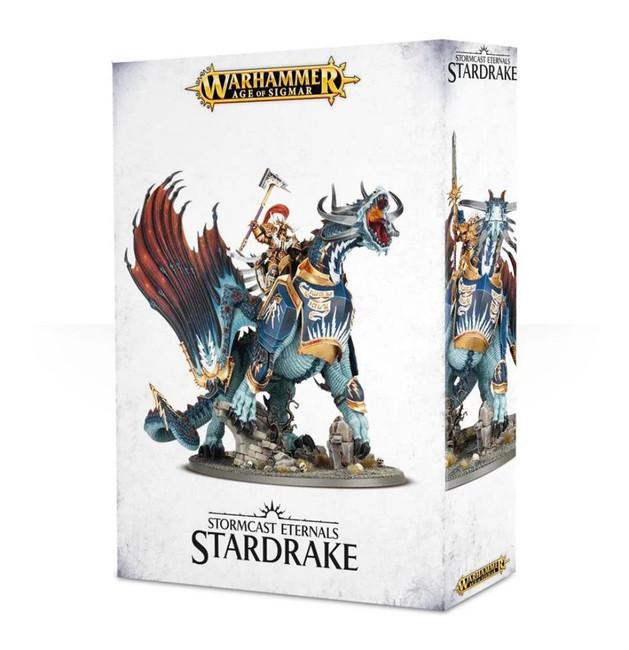 Stormcast Eternals: Stardrake, Warhammer Age of Sigmar