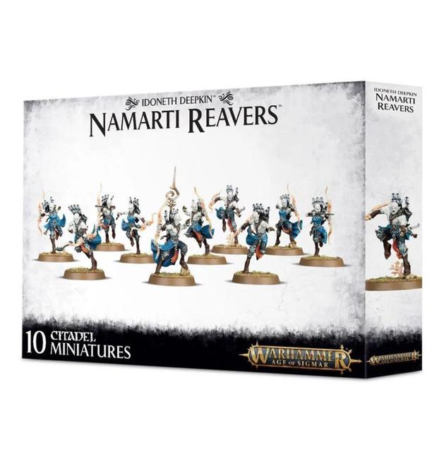 Idoneth Deepkin: Namarti Reavers, Warhammer Age of Sigmar
